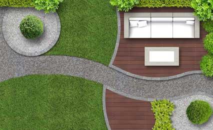 Gartenbau Referenzen von Gartenbau Fux Pfronten
